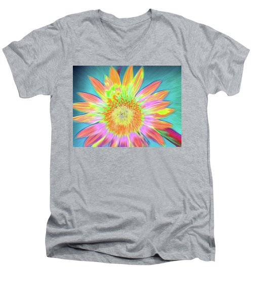Sunfeathered Men's V-Neck T-Shirt