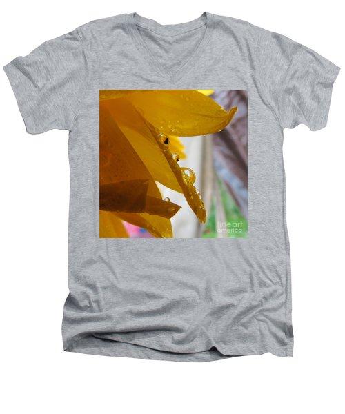 Sunflower Series II Men's V-Neck T-Shirt