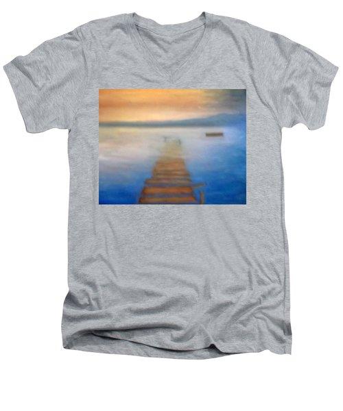 Sunken Dreams Men's V-Neck T-Shirt