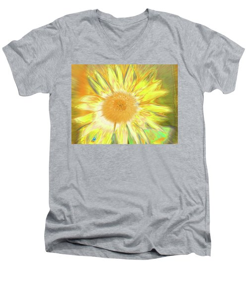 Sunking Men's V-Neck T-Shirt