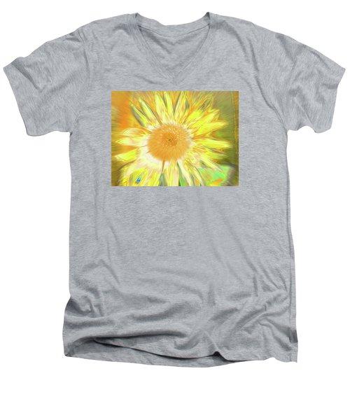 Sunking Men's V-Neck T-Shirt