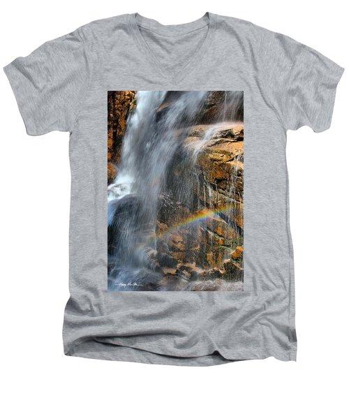 Sunlight's Mirage Men's V-Neck T-Shirt