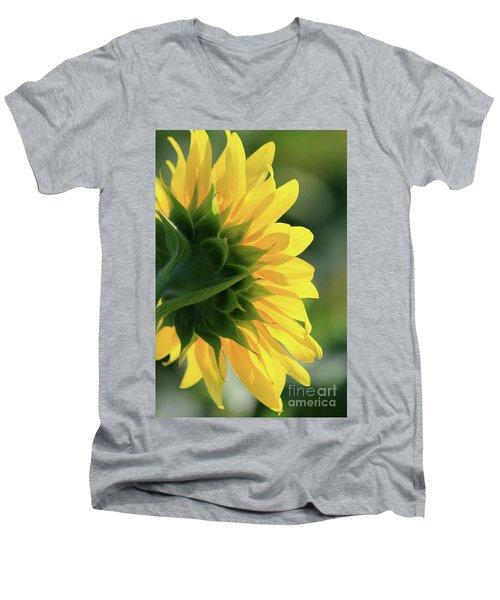 Sunlite Sunflower Men's V-Neck T-Shirt