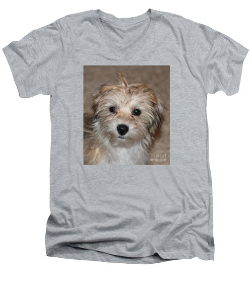 Sunny Boy Men's V-Neck T-Shirt