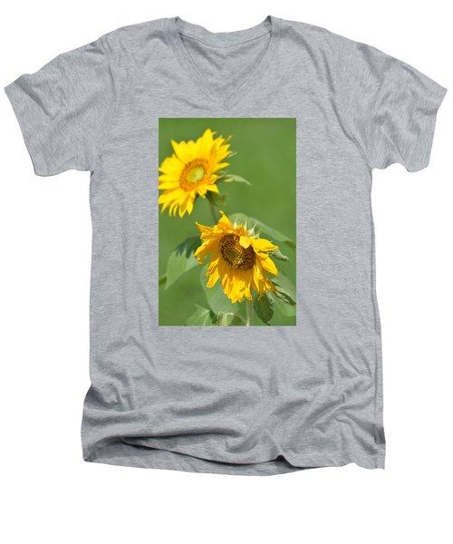 Sunny Side Up 1 Men's V-Neck T-Shirt