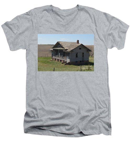 Sunnyside Dist #35 Men's V-Neck T-Shirt