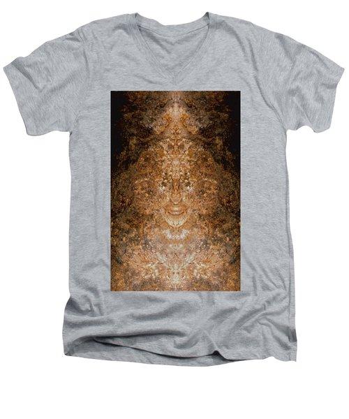 Sunqueen Of Woodstock Men's V-Neck T-Shirt