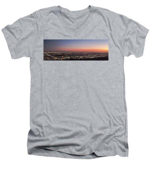 Sunset Dreaming Men's V-Neck T-Shirt