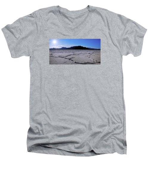 Sunset Flats Men's V-Neck T-Shirt