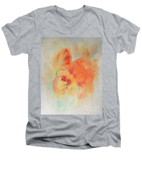Sunset Shades Men's V-Neck T-Shirt