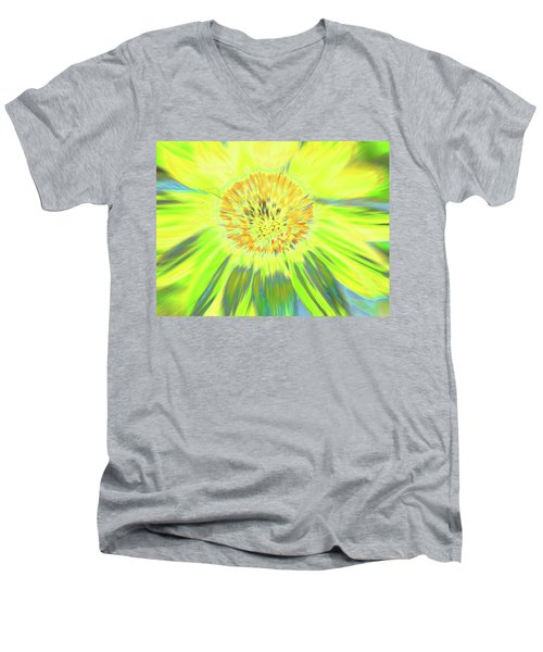 Sunshake Men's V-Neck T-Shirt