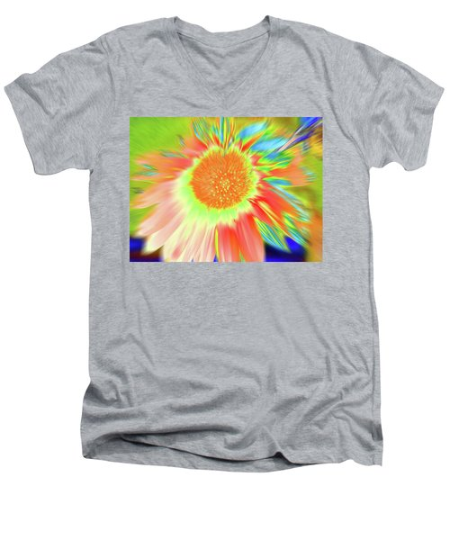 Sunswoop Men's V-Neck T-Shirt