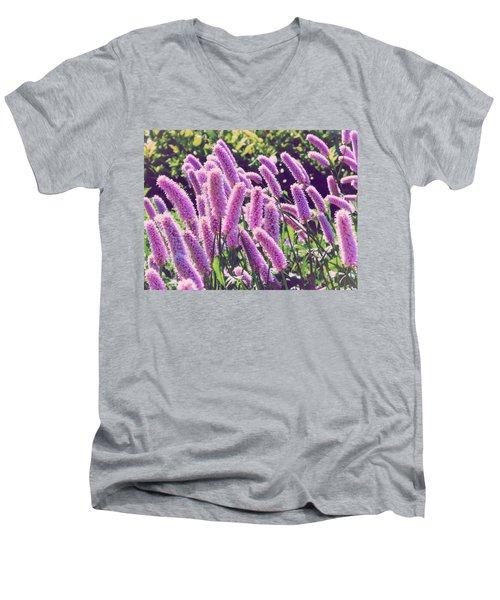 Superbum Men's V-Neck T-Shirt