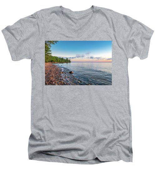 Superior Morning Men's V-Neck T-Shirt