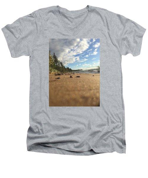 Superior Shore Men's V-Neck T-Shirt