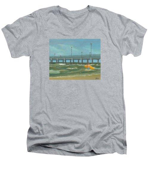 Surf Bound Men's V-Neck T-Shirt