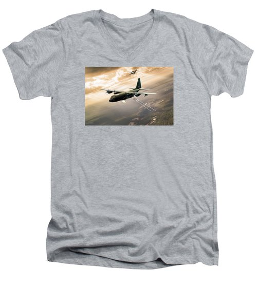 Surprise Package Men's V-Neck T-Shirt
