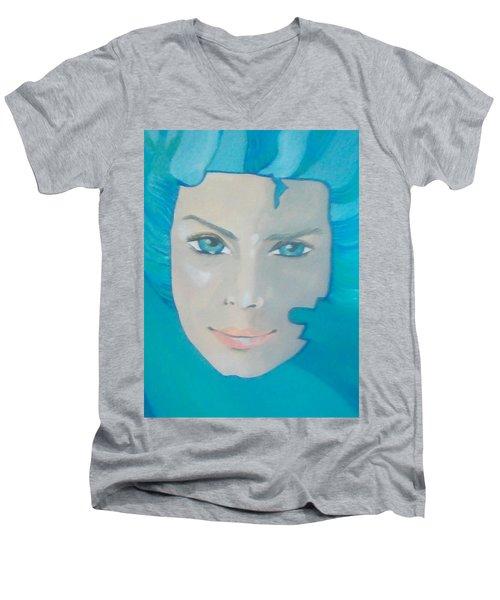 Surviving Men's V-Neck T-Shirt