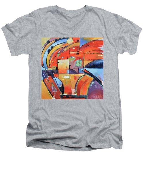Swaying 2 Men's V-Neck T-Shirt