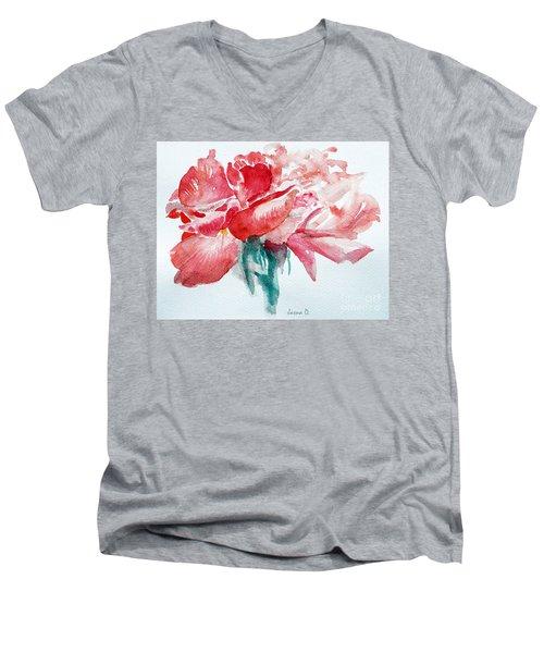 Swaying Men's V-Neck T-Shirt
