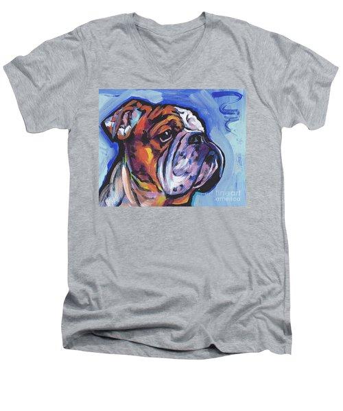 Sweet Bully Men's V-Neck T-Shirt