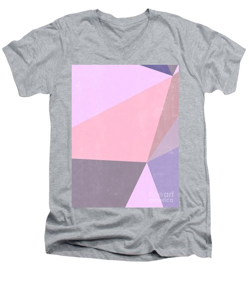 Sweet Collage Men's V-Neck T-Shirt