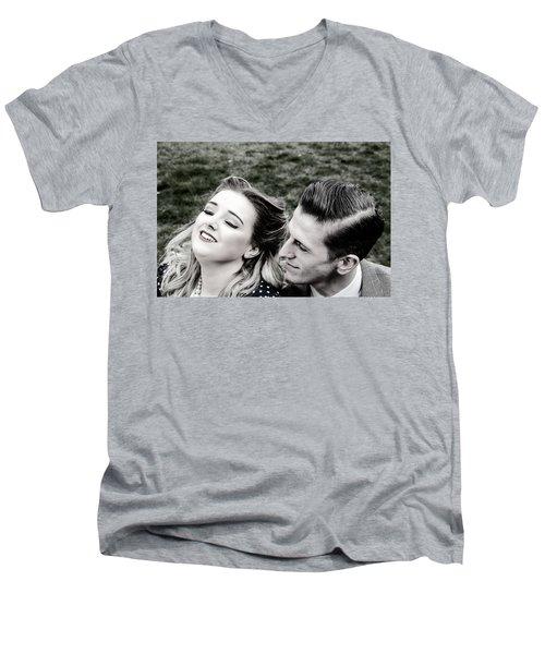 Sweet Nothings Men's V-Neck T-Shirt