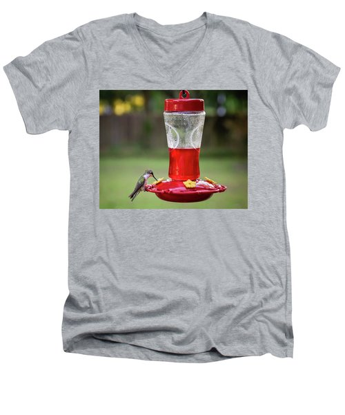 Sweet Sip Men's V-Neck T-Shirt
