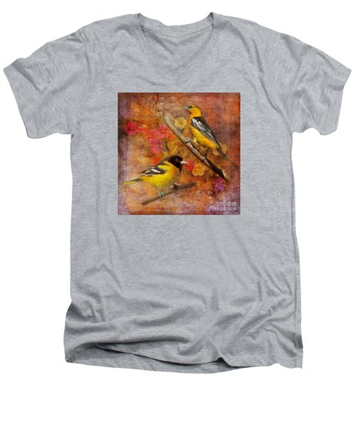 Sweet Sweet Song 2015 Men's V-Neck T-Shirt
