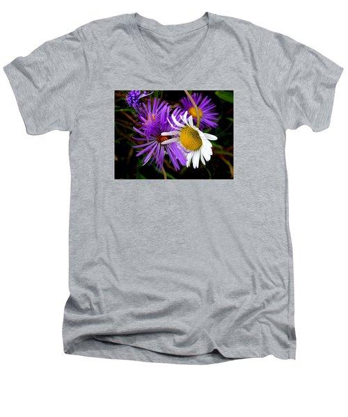 Sweethearts Men's V-Neck T-Shirt