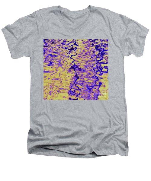 Systems Men's V-Neck T-Shirt
