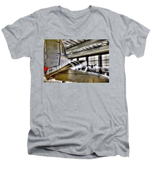 Tail Wind Men's V-Neck T-Shirt