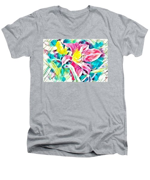 Take Another Look Men's V-Neck T-Shirt