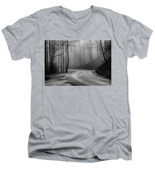 Take Me Home II Men's V-Neck T-Shirt by Douglas Stucky