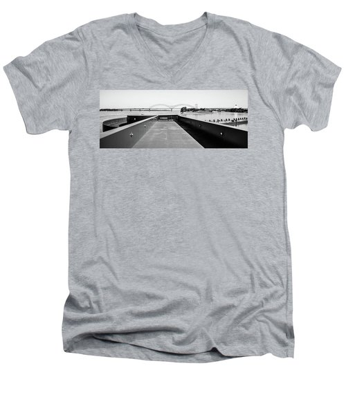Take Me To The River  Men's V-Neck T-Shirt