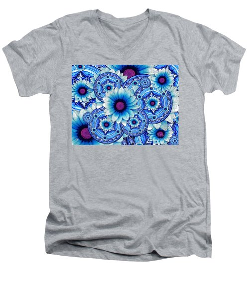 Talavera Alejandra Men's V-Neck T-Shirt