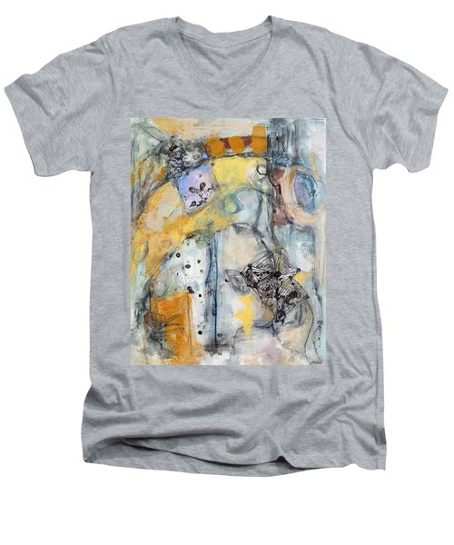 Tales Of Intrigue Men's V-Neck T-Shirt