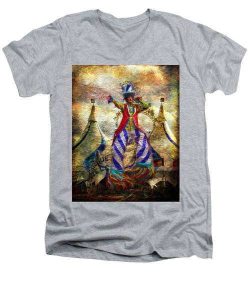 Tall Performer Men's V-Neck T-Shirt