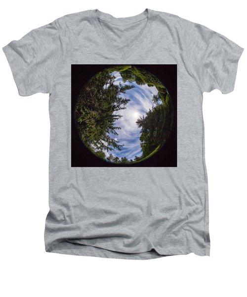 The Berkshires 944 Men's V-Neck T-Shirt
