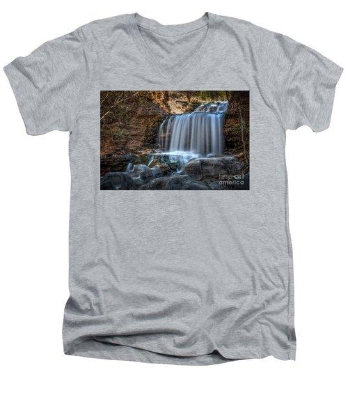 Tanyard Creek Men's V-Neck T-Shirt
