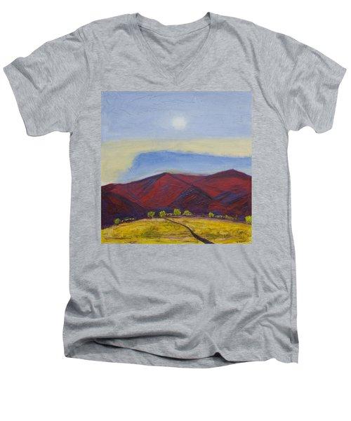 Taos Dream Men's V-Neck T-Shirt