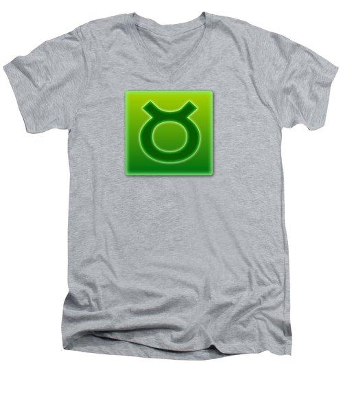 Taurus April 19 - May 20 Men's V-Neck T-Shirt