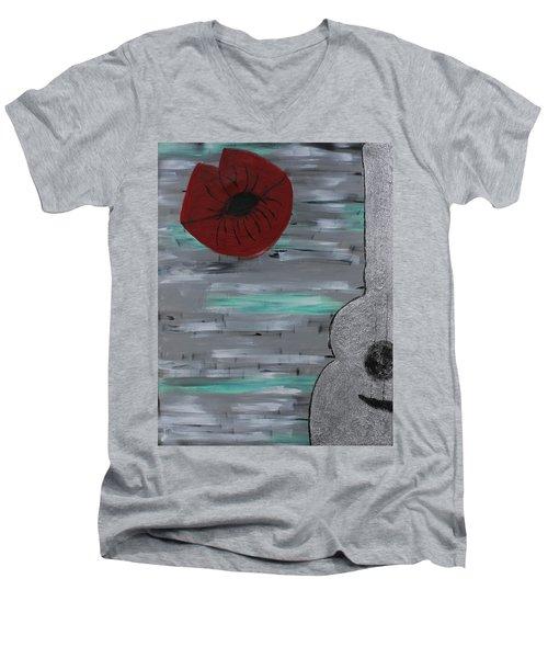 Taylor Men's V-Neck T-Shirt