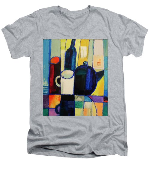 Tea Men's V-Neck T-Shirt