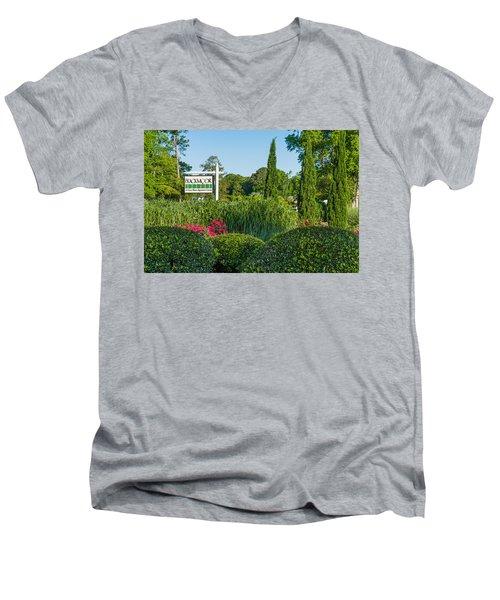 Tee Off Men's V-Neck T-Shirt