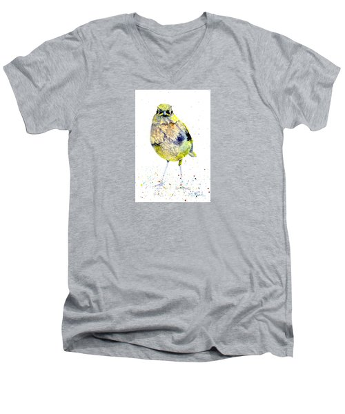 Teenage Robin Men's V-Neck T-Shirt