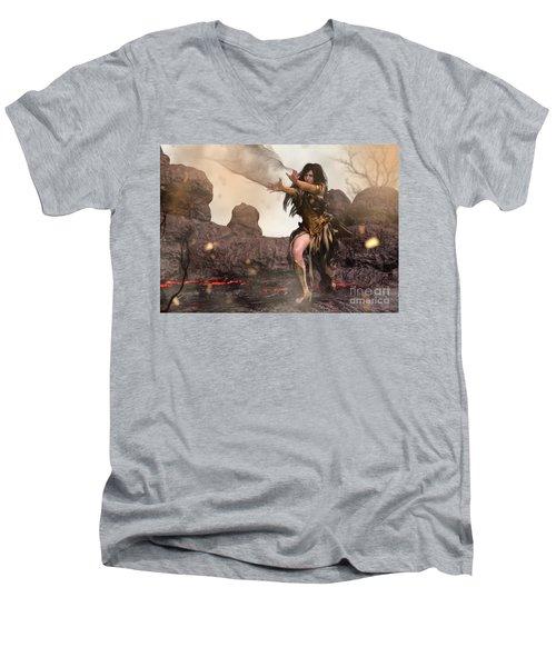 Tempest Men's V-Neck T-Shirt