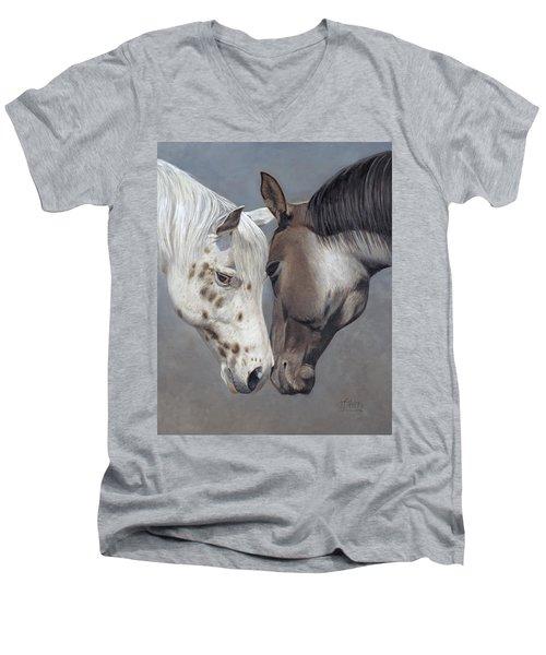 Tender Regard Men's V-Neck T-Shirt