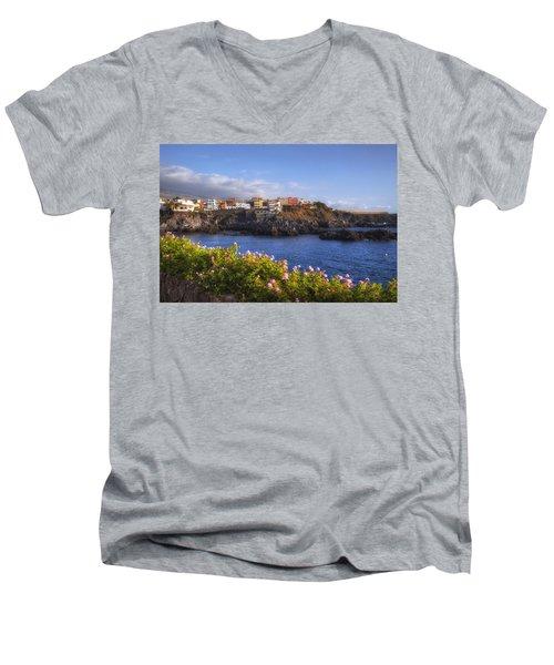 Tenerife - Alcala Men's V-Neck T-Shirt