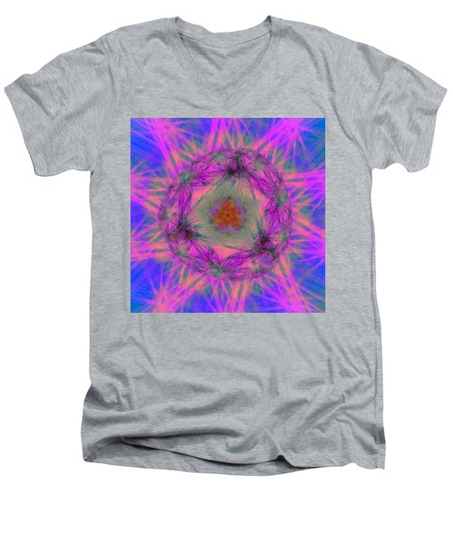 Tenographs Men's V-Neck T-Shirt